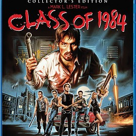 Mark L. Lester - Class Of 1984 (Collector's Edition) [Blu-ray]「処刑教室」
