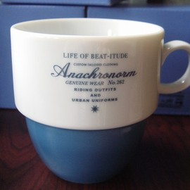Anachronorm - William's Diner Mug Cup