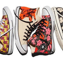 Converse - Andy Warhol x Converse Chuck Taylor All Star 2016 Spring Collection