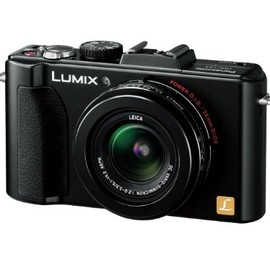 Panasonic - Lumix DMC-LX5