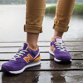 New Balance - The Stadium Jacket 574 Collection