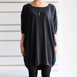 ACNE - merino knit dress