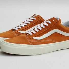 Vans - Old Skool Vintage (Sudan Brown)