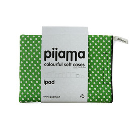 Pijama - iPad case green