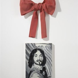 "Karen Kilimnik - ""Victorious at Roundaway Down The Royalist Forces, 1st Baron Byron the Male"", 2000"
