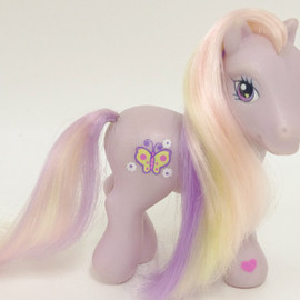 My little pony - Fluttershy   /(G3)