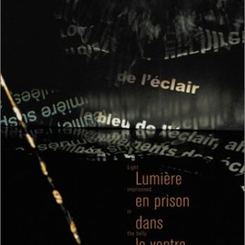 Rebecca Horn - Lumiere En Prison Dans Le Ventre De LA Baleine/Light Imprisoned in the Belly of the Whale