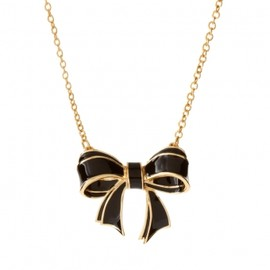 TED BAKER - ◆TED BAKER◆Enamel Small Bow Necklace 1