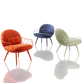 Jaime Hayon for MAGIS - Piña Low Chair