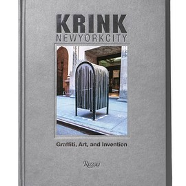 KRINK - Graffiti, Art, and Invention