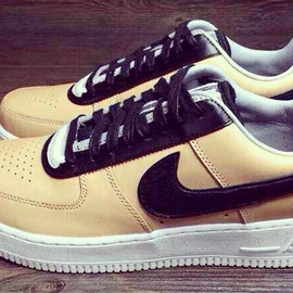 "Nike - Riccardo Tisci x Nike Air Force 1 RT ""Tan"""