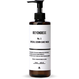 BEYONDEXX - No.1 SPECIAL DENIM CARE WASH