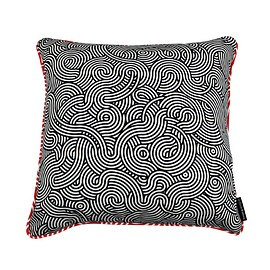 William Branton - CUSHION - PRINT C102