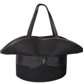 Borsalino - HAT TOP HANDLE BAG