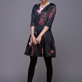 front row shop - firecracker dress