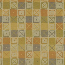 EAMES - Crosspatch pattern textile