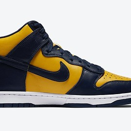 "NIKE - Dunk High SP ""Michigan"" 2020"