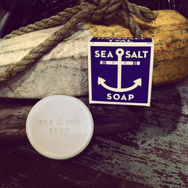 Image of SWEDISH SEA SALT {3 packs per order }
