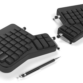 ErgodoxEZ - ErgoDox EZ: An incredible mechanical keyboard