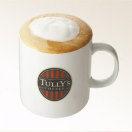 TULLY'S COFFEE - カフェラテ