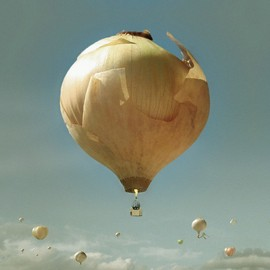 Vladas Orze - Onion Hot Air Balloon