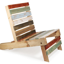 UncommonGoods - Magnetic Pallet Chair