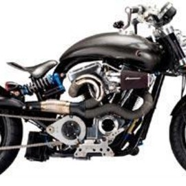 Confederate Motorcycles - Hellcat