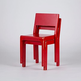 Alvar Aalto - 611 children chair