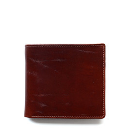 Whitehouse Cox - S7532 COIN WALLET/Conker×Natural Vintage Bridle