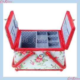 Cath Kidston - sewing basket summer blossom