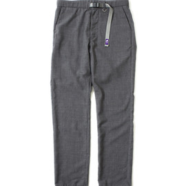 THE NORTH FACE PURPLE LABEL - PE/W Tropical Webbing Belt Pants
