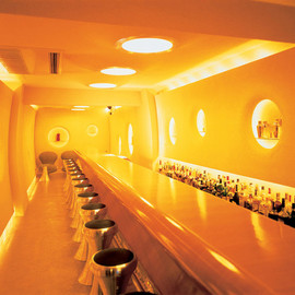 Marc Newson - Pod Bar, my favorite bar in Tokyo, c. 1989 (unfortunatly, it doesn't exist anymore)