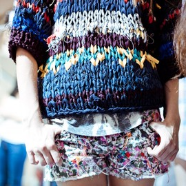 Isabel Marant - 2012SS COLLECTION PIECE