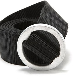 Topo Designs - Black Webbing Belt