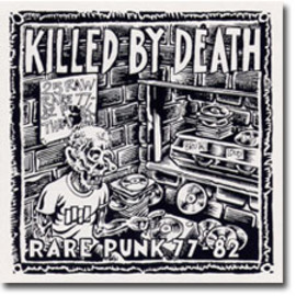 Various Artists - KILLED BY DEATH #1