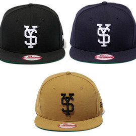 "SANTASTIC! - NEW ERA 9FIFTY ""YOUNG SARU"""
