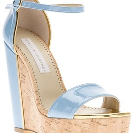 Stella McCartney - Laura wedges