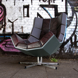 Suck UK - Villain Chair