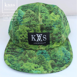 KAAS LEISURE WEAR - Fanghorn Forest Limited Edition Five Panel Cap