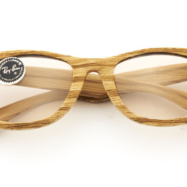 Ray-Ban - Wayfarer Wood Look(Vintage)