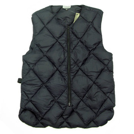 Engineered Garments - TAILORED DOWN VEST Navy