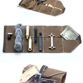 E.H. Works - Mopha Bike Tool Roll