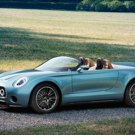 Carrozzeria - Mini Superleggera concept