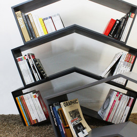 monocomplex design - Lean / Book Shelf