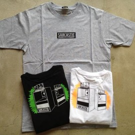 SARCASTIC - S/S TEE VOICE OF SARCASTIC (13ss)
