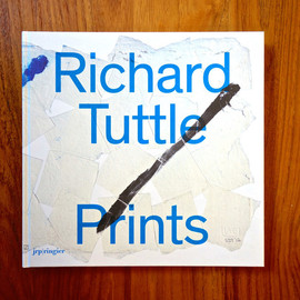 Richard Tuttle - Richard Tuttle / Prints