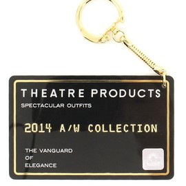 Theatre PRODUCTS - CREDIT CARD キーホルダー