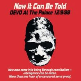 DEVO - Now It Can Be Told (Devo AT The Palace 12/9/88)
