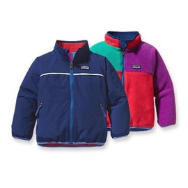 Patagonia - Baby Reversible Shelled Synchilla® Jacket