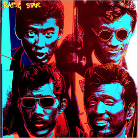 RATS & STAR - SOUL VACATION (artwork by Andy Warhol)